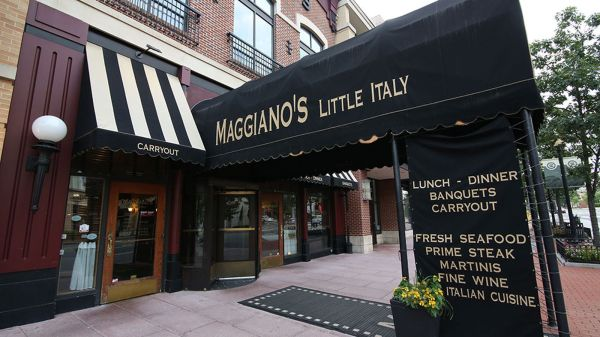 Maggiano Hosting Bunch Of White