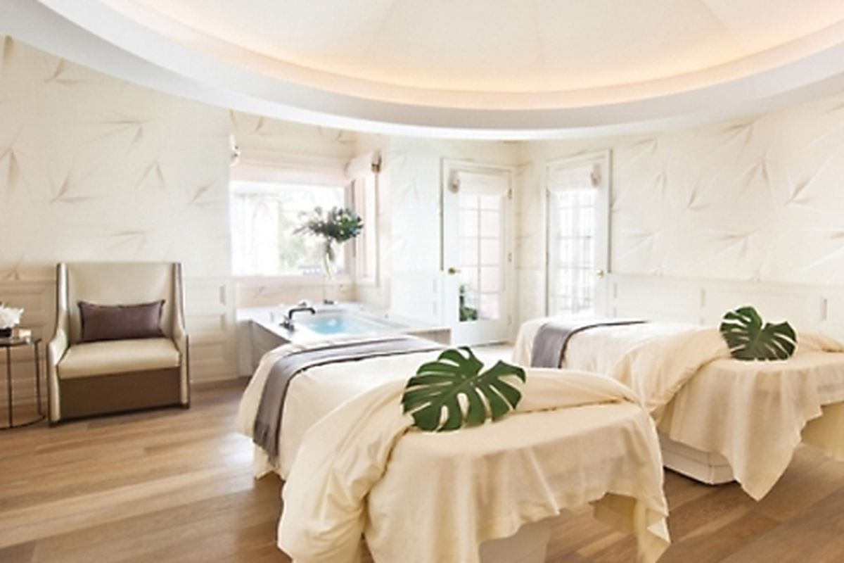 LAs Ten Best Luxury Spas for Supreme Pampering  Racked LA