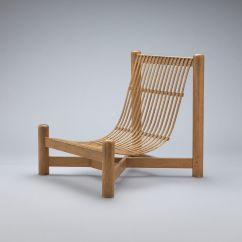 2 Rocking Chairs Instrumental Tie Dye Bean Bag Chair Moma S Good Design Exhibition And Lessons For Today Curbed Low Designed 1940 Manufactured 1946 Bamboo 28 1 24 4 30 3 8 72 61 6 77 Cm The Museum Of Modern Art New York