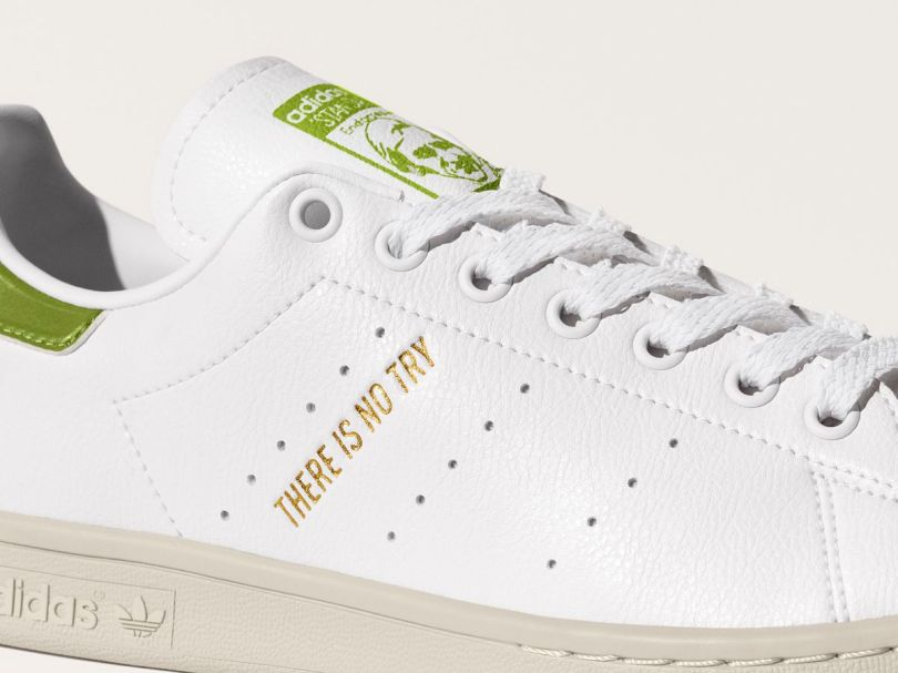 PR adidas SS21 StanSmith FY5463 Detail Side