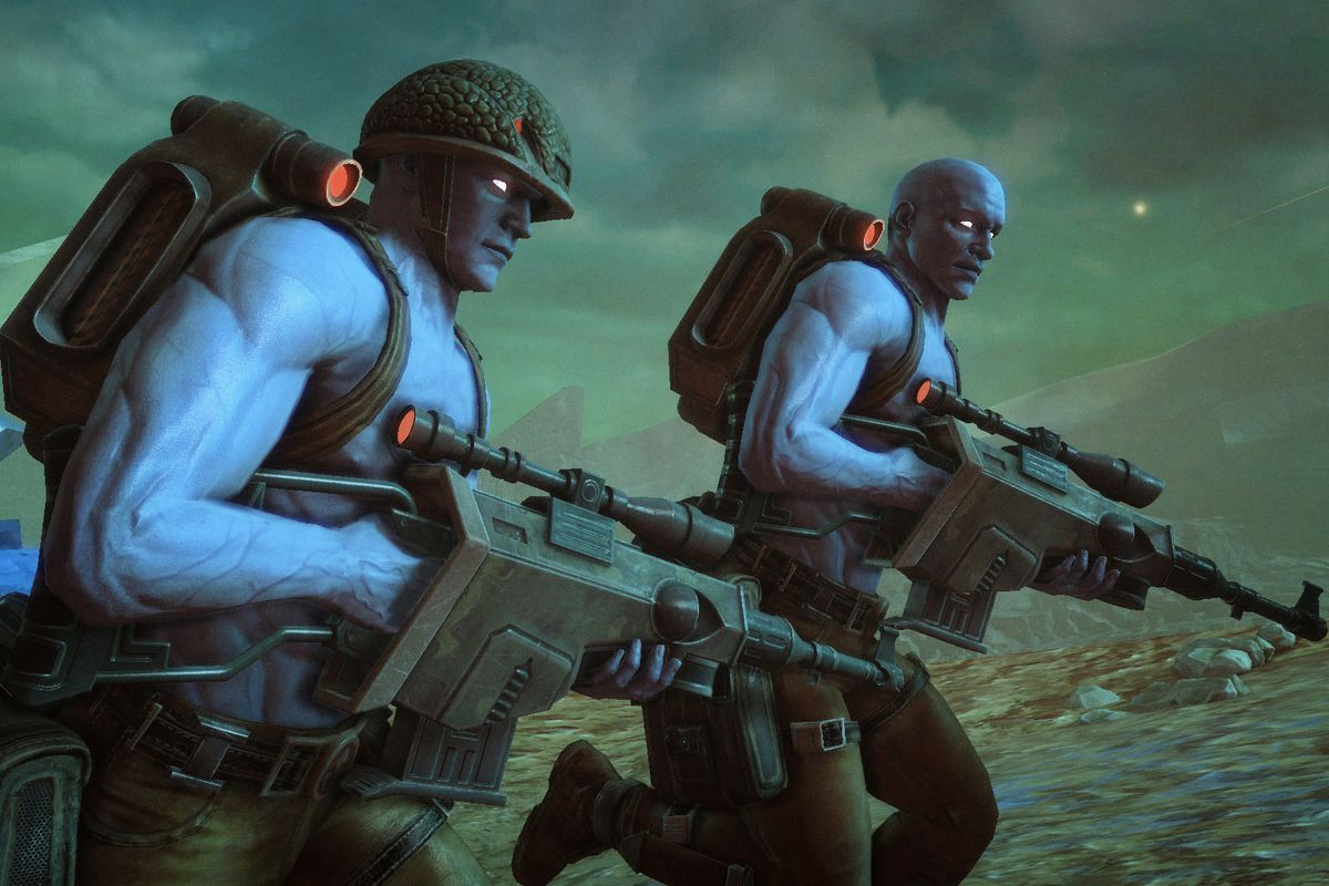 Rogue Trooper Movie In The Works With Duncan Jones Aboard Polygon