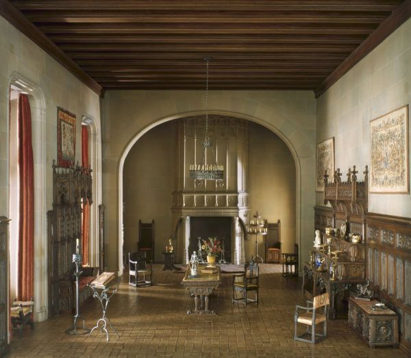Meticulous And Miniature Thorne Rooms Of Art