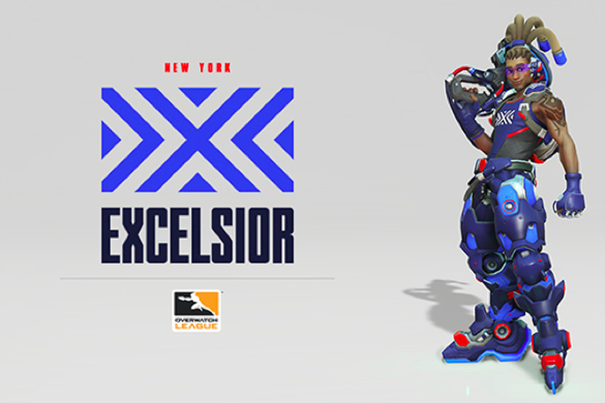New York Excelsior Revealed As Newest Overwatch League