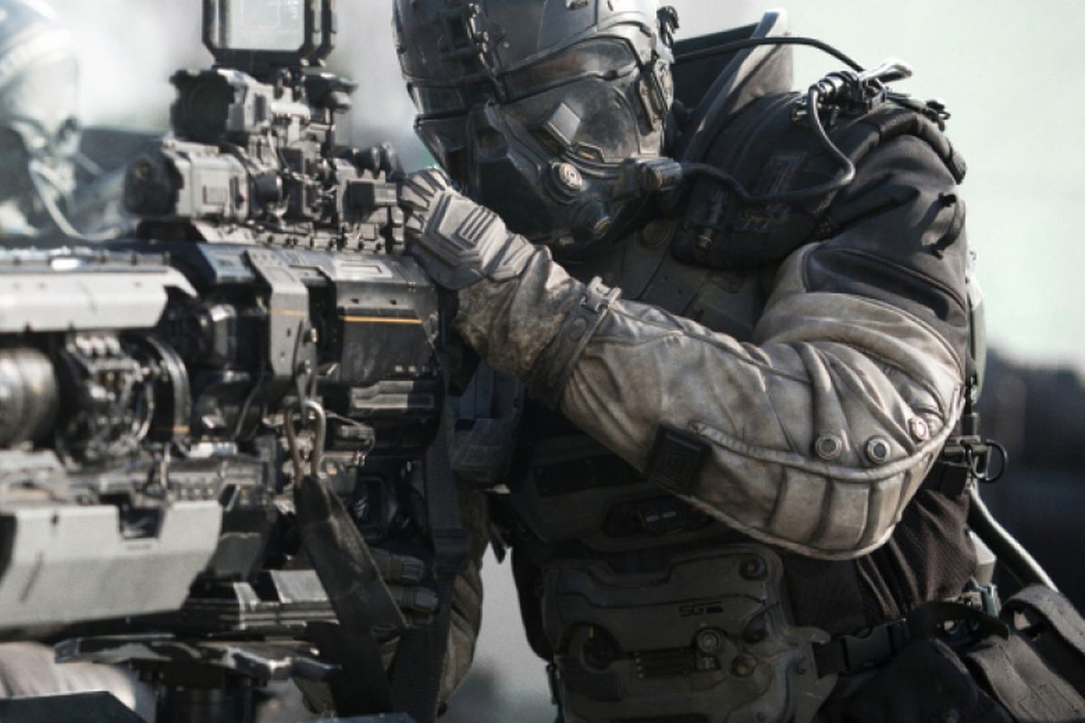 Killzone Shadow Fall Full Hd Wallpaper Spectral Review Netflix S New Movie Is Gears Of War Meets