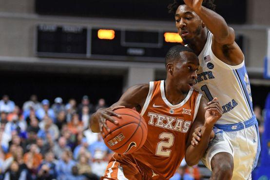 Image result for Radford Highlanders vs. Texas Longhorns college basketball