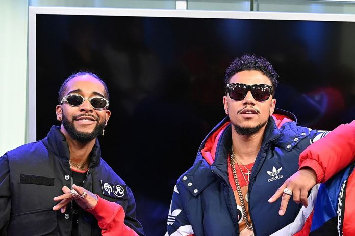Omarion and Lil Fizz