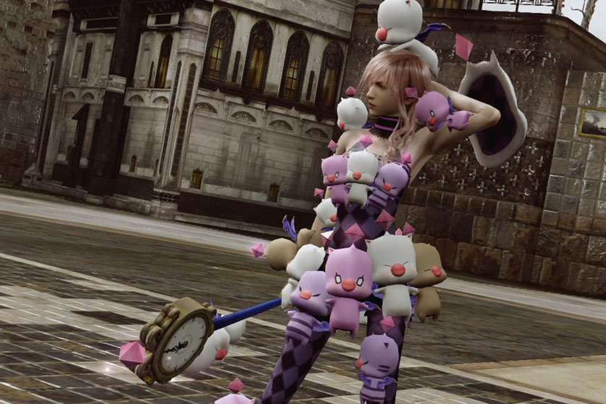 5 Wire Harness Harness The Power Of Moogles With New Lightning Returns