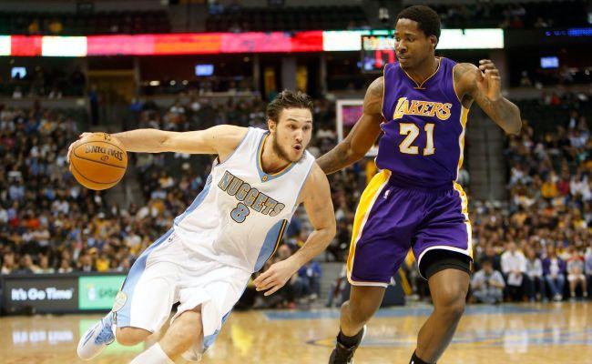 Lakers Vs Nuggets Final Score Lakers Third Quarter