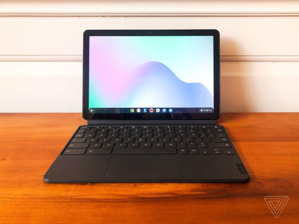 Best Chromebook 2021: Lenovo Chromebook Duet