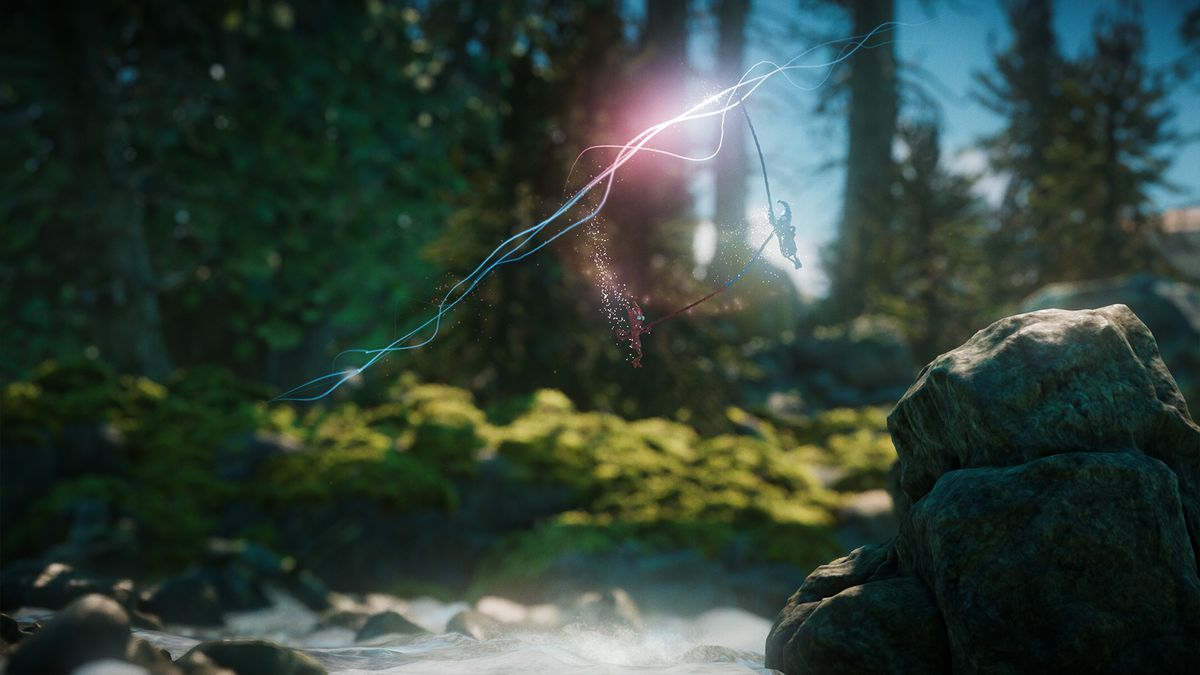 Unravel 2 is a perfect game to connect with loved ones