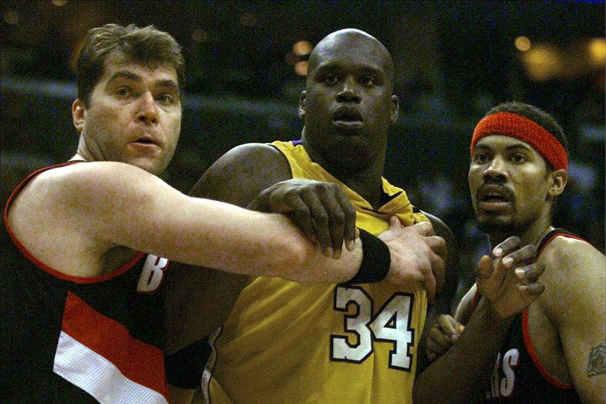 The Best Title-Less Trail Blazers Team: 1999-00 Squad - Blazer's Edge