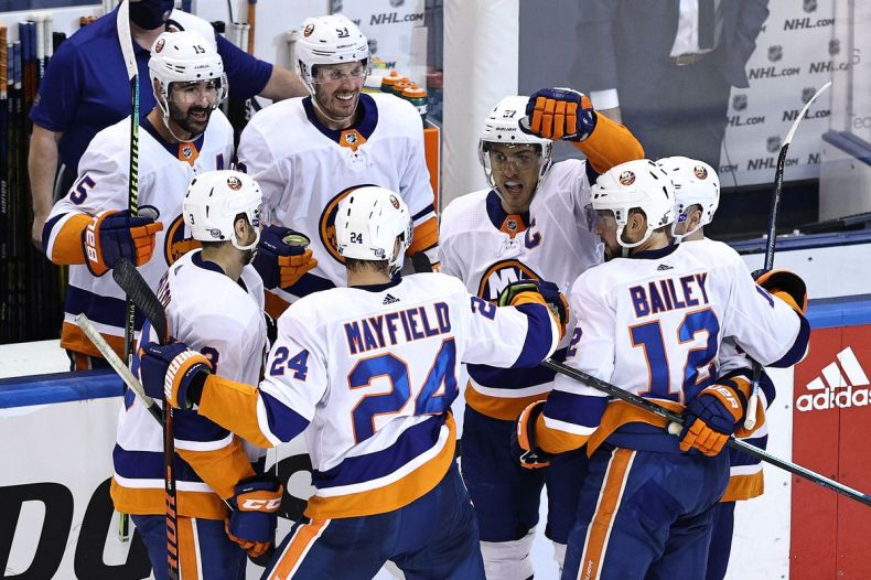 New York Islanders frustrate Capitals to open 2-0 series lead - Lighthouse Hockey