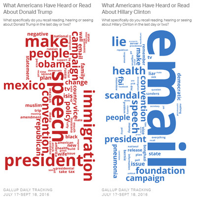 gallup 2016 word clouds