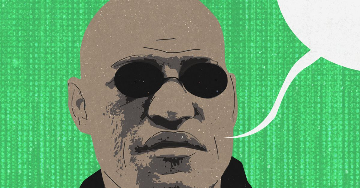 FactChecking the Red Pill or Blue Pill Monologue from