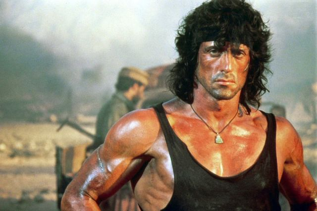 Sylvester Stallone Is Developing A Rambo Tv Series