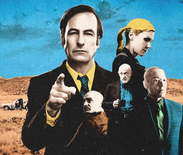 The Better Call Saul Season  Entrance Survey The Ringer