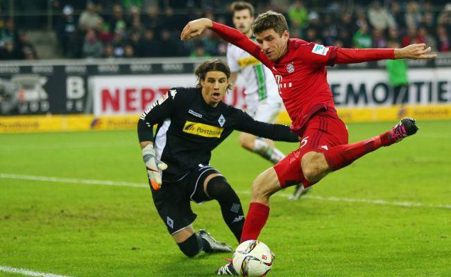 Bayern Munich Vs Borussia Mönchengladbach Bundesliga