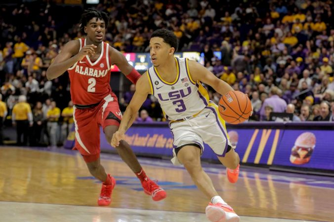 LSU Tigers vs Alabama Crimson Tide college basketball 2019 এর ছবির ফলাফল