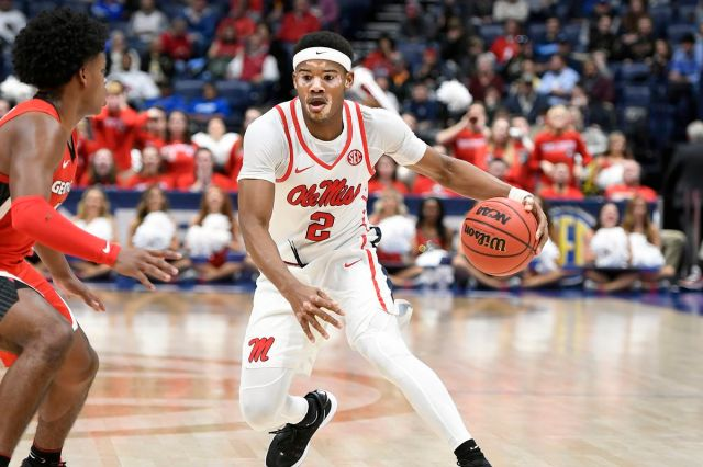 Looking ahead to Ole Miss basketball's starting five for 2020-21 - Red Cup  Rebellion