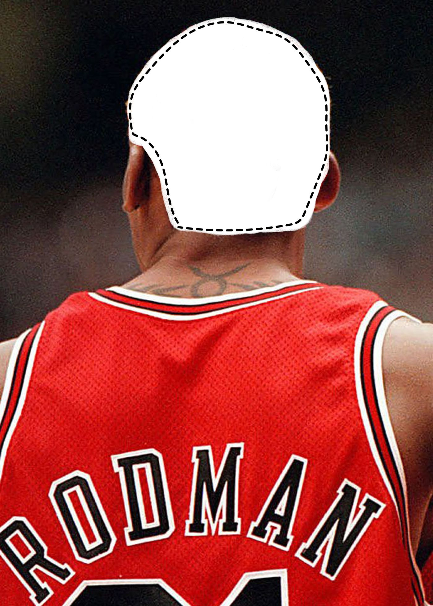 Dennis Rodman Haircut : dennis, rodman, haircut, Create, Dennis, Rodman, Hairstyle, Little, Coloring, SBNation.com