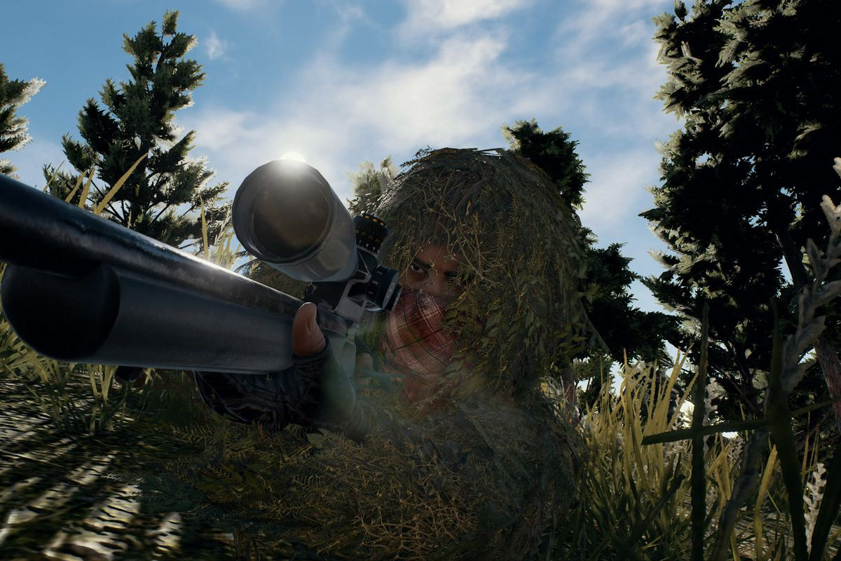 Pubg Wallpaper Guns Pubg S New Event Mode Is All About Ghillie Suits And