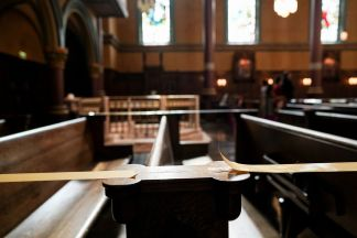 Rev. Mark H. Creech on Why I Believe Corporate Public Worship is a Must, Even During a Pandemic