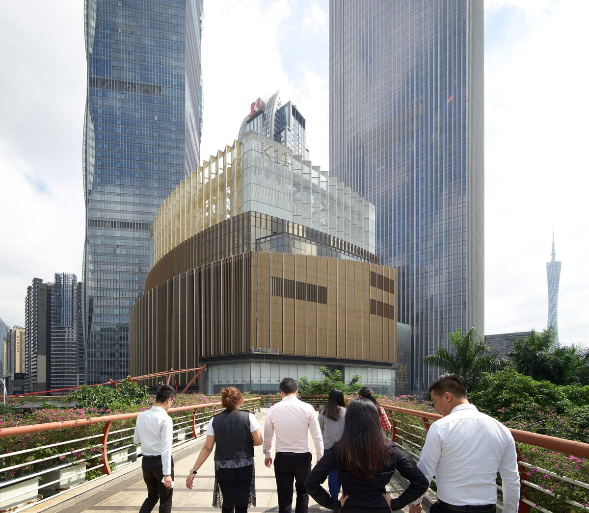 New skyscraper is Chinas second worlds fifthtallest