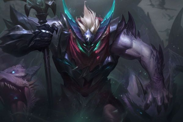 Mordekaiser Rework Splash Art And Skin Models
