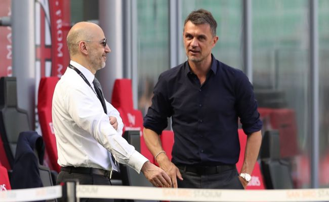 Ac Milan Ceo Could Offer Paolo Maldini Three Potential