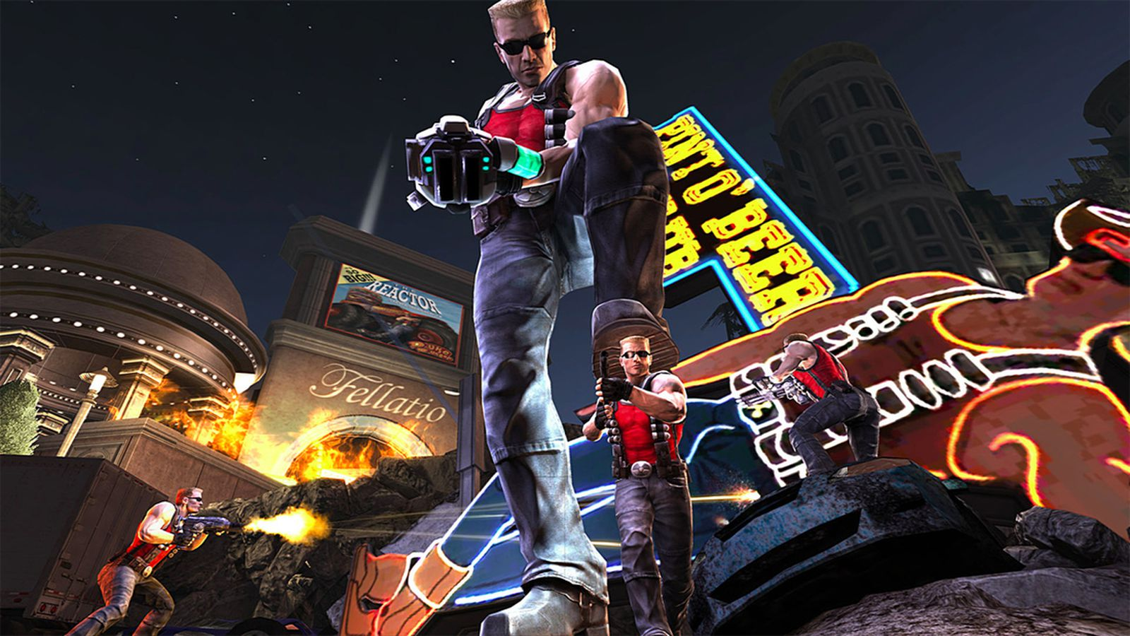 Www 3d God Wallpaper Com 3d Realms Fires Back At Gearbox Duke Nukem Lawsuit Polygon