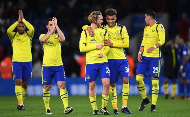 Everton At Leicester City Extended Highlights Royal