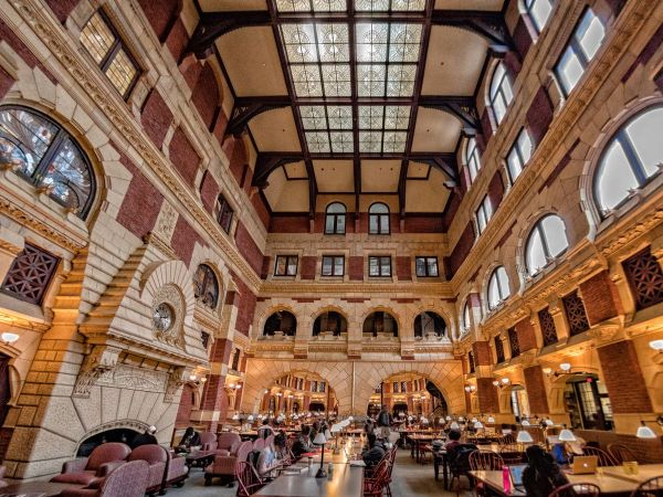 Fantastic Buildings Frank Furness In Philly - Curbed
