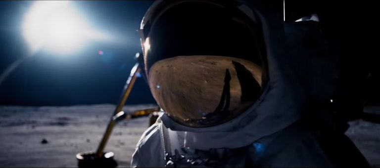 A scene from First Man