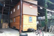 Tiny House Lives Large With Extendable Roof - Curbed