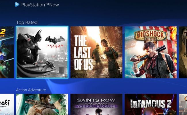 Sony Just Rolled Out A Big Ui Update To Its Ps Now Game