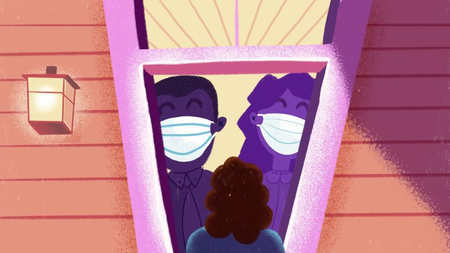 Coronavirus drives some millennials home to their parents - Vox