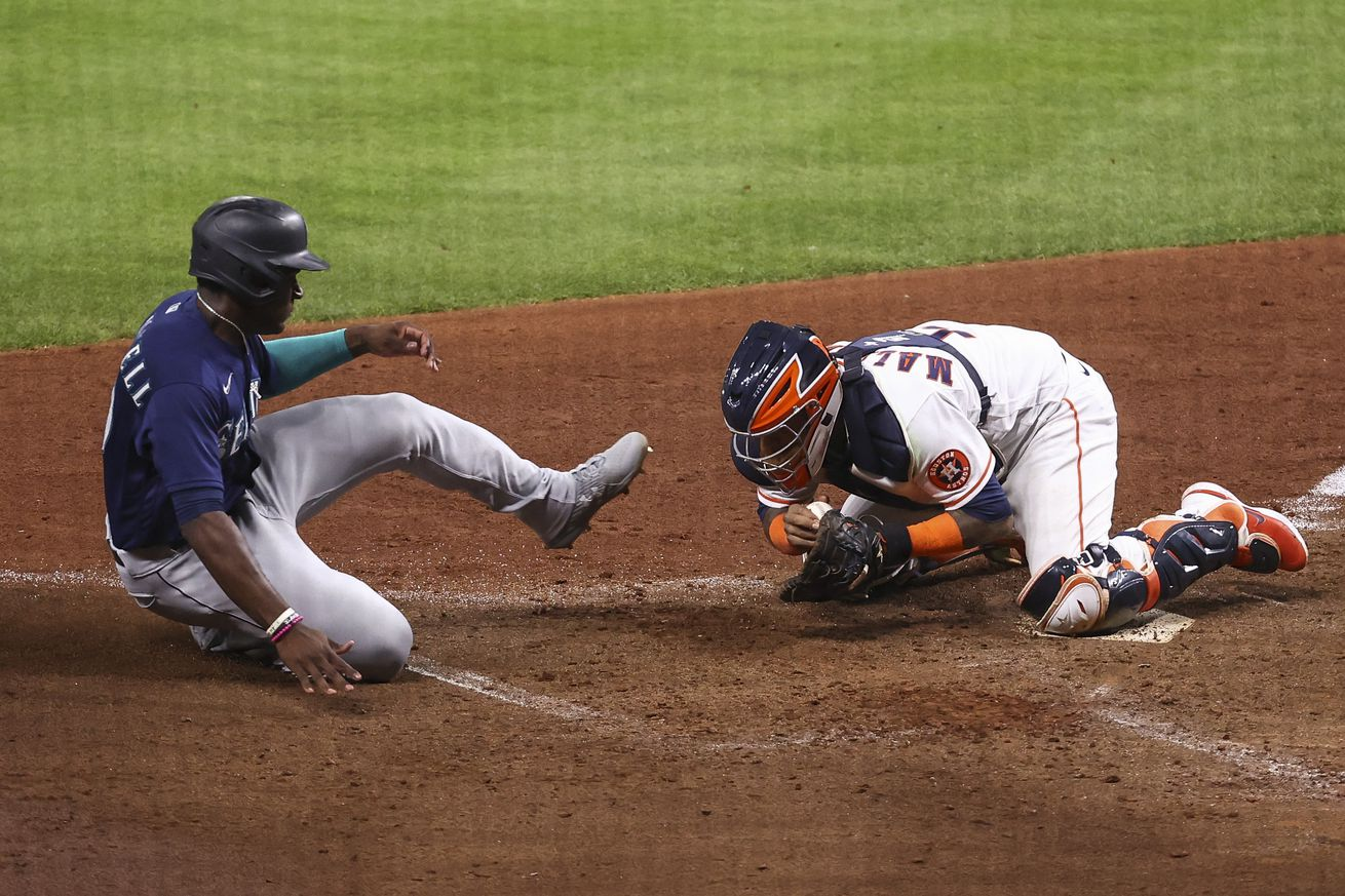 MLB: Seattle Mariners at Houston Astros