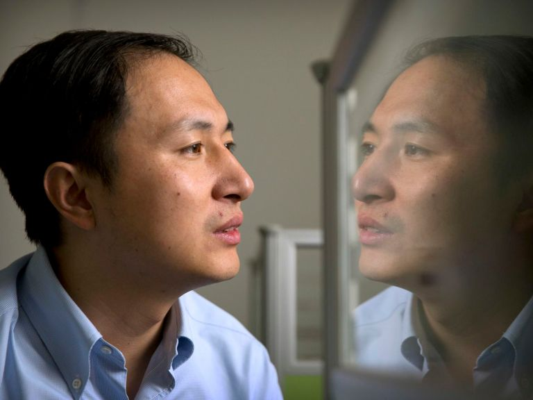 Chinese scientist He Jiankui claims he helped make world's first genetically edited babies: twin girls whose DNA he said he altered.