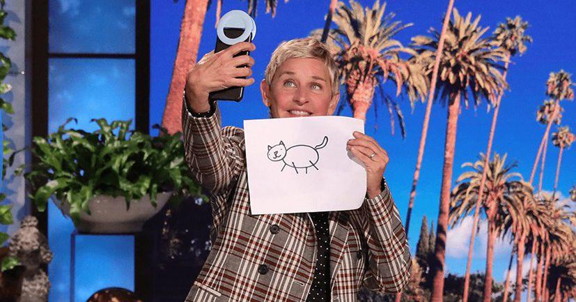 Even Ellen has an NFT