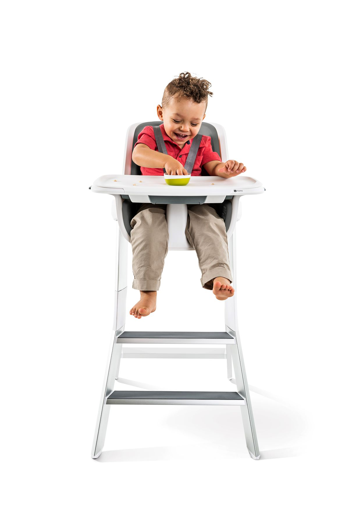 4moms high chair review portable massage for sale this magnetic has some clever features but it s missing the