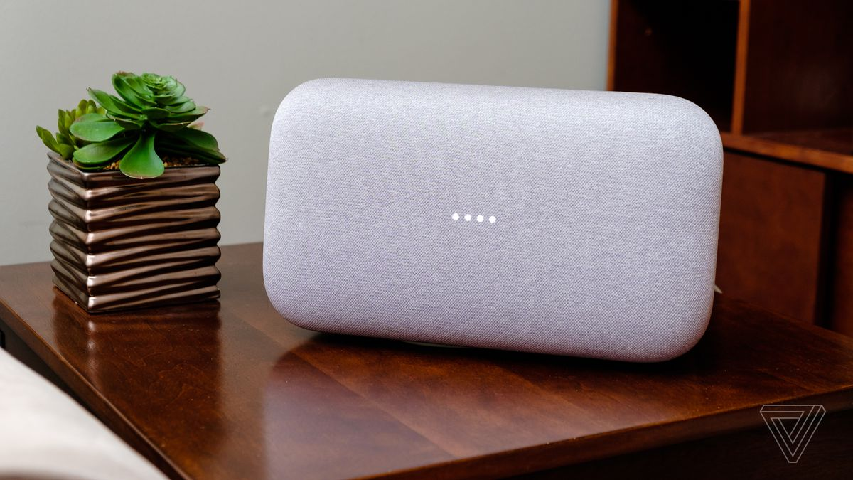 Google Home Max review: smart gets loud - The Verge