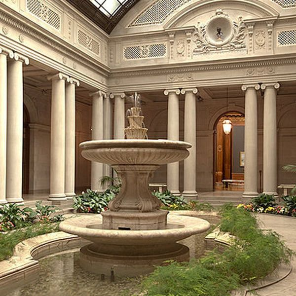 Henry Clay Frick Mansion New York City