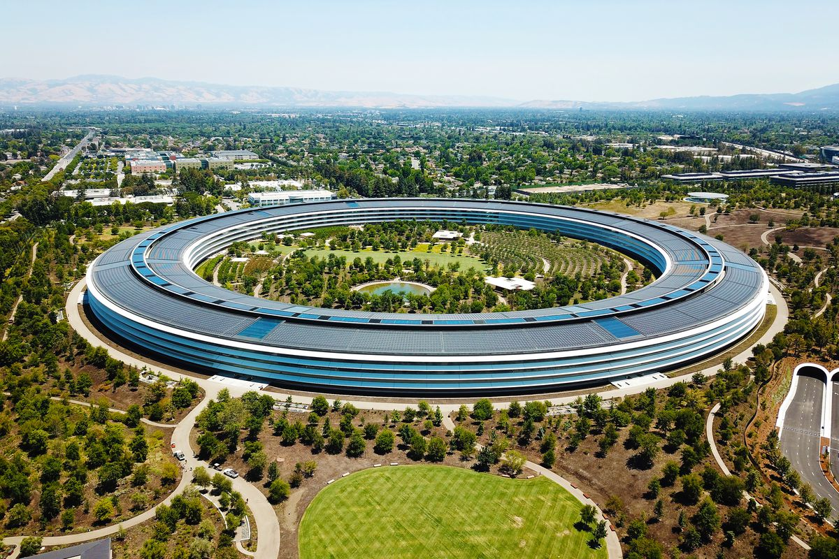 Apple Headquarters Interior Design