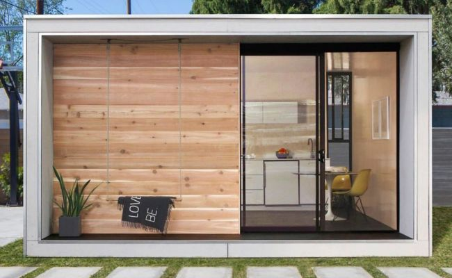 New Tiny House Was Created To Combat La S Housing Shortage