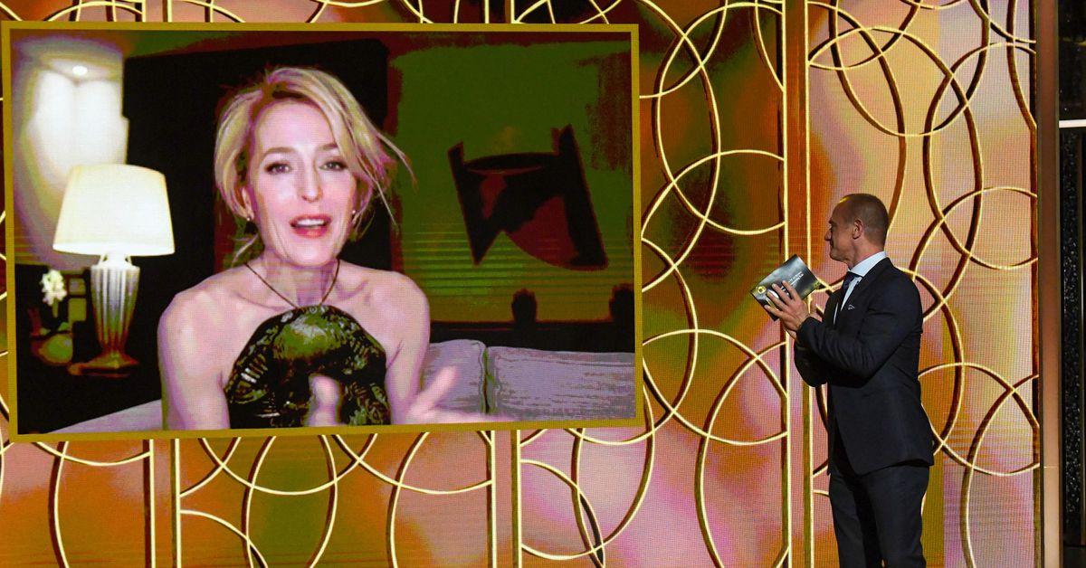 Golden Globes 2021 winners: Netflix owns the night