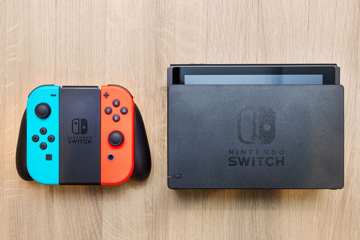 nintendo exchanging switch consoles