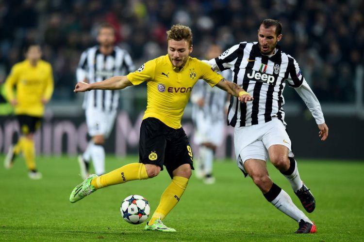 Borussia Dortmund vs. Juventus; Barcelona vs. Manchester ...