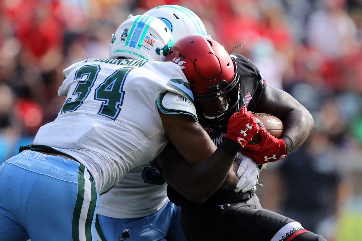 Football NCAA: Tulane à Cincinnati