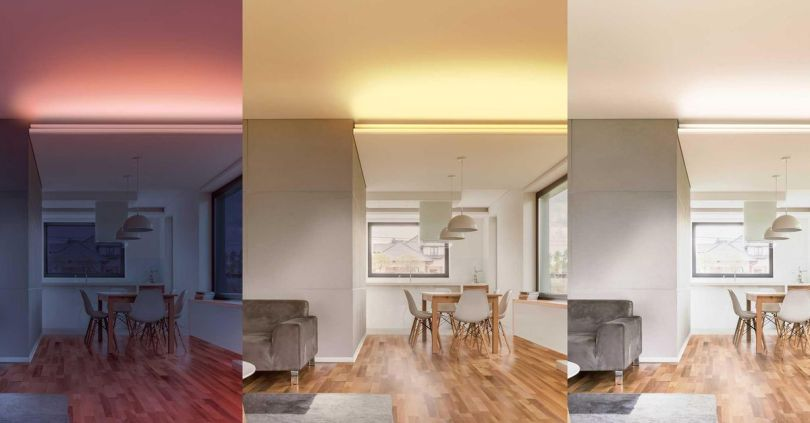 Eve's light strip is first to support HomeKit's color-changing adaptive lighting