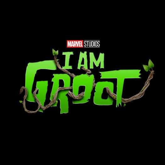 I Am Groot title card